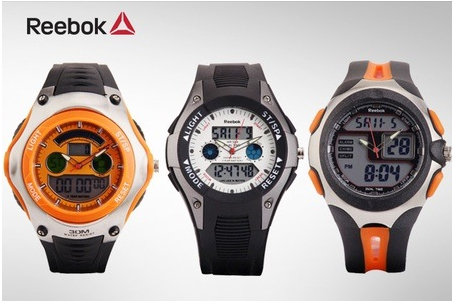 Groupon : Rs.799 for a Reebok Analog Digital Watch