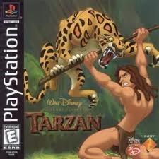 Download Game Tarzan PS1 ISO Untuk PC (37mb)