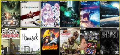 Free Download Game PC Seru dan Terbaru 2015