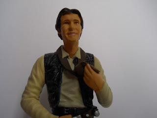 busto de Han Solo