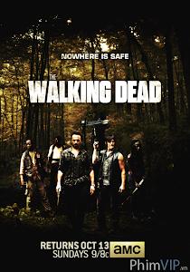 Xác Sống 5 - The Walking Dead Season 5 poster