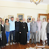 Αντιπροσωπεία της Κάριτας REGGIOCALABRIA επισκέφτηκαν την Κάριτας Τήνου