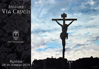 Insigne Via Crucis