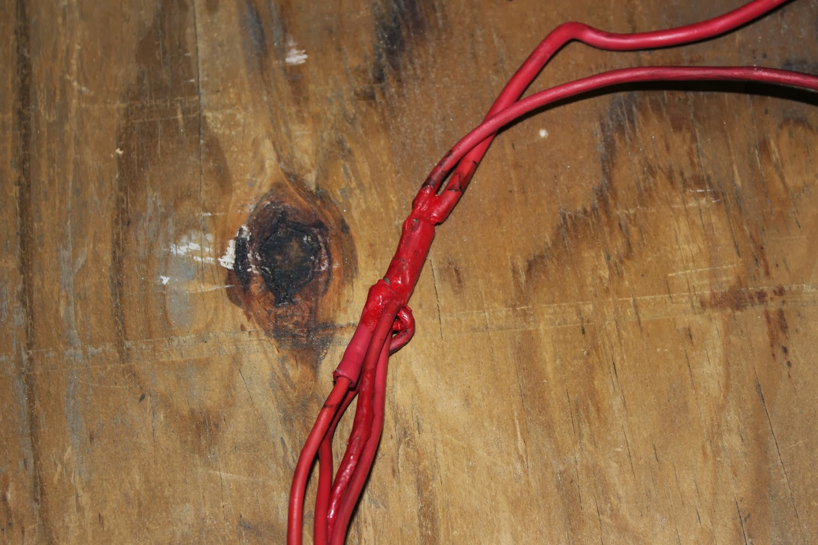 1971 Saab Sonett Iii Restoration Wiring Wire Harness Labeled One Of Dingus Quality Splicing Jobs This Was Next To The Starter