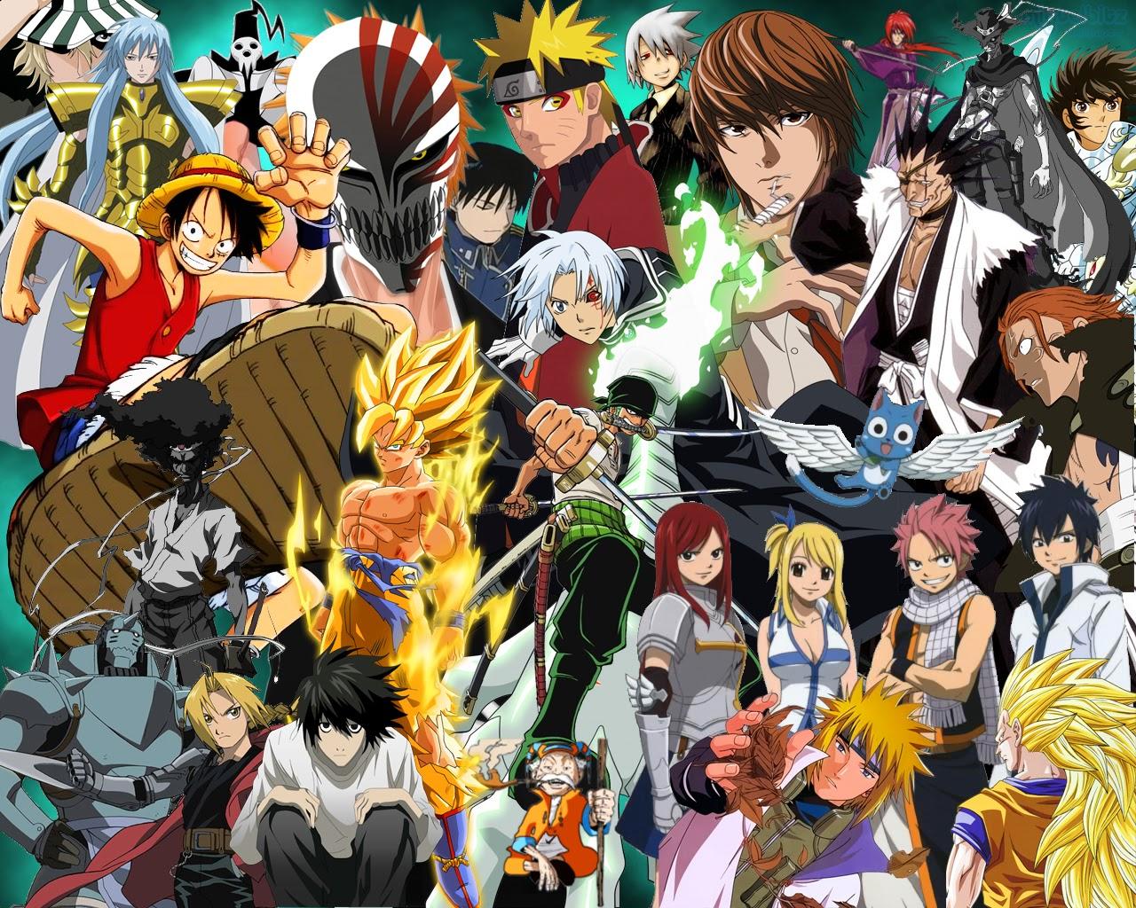 Kata Kata Bijak Anime Part III Juli Ariyasa Blog