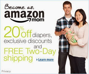 Get a FREE Amazon Mom Membership