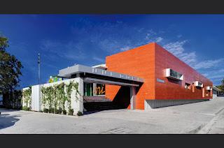 Escola bressol municipal Uni Dori de AIA Salazar Navarro arquitectes