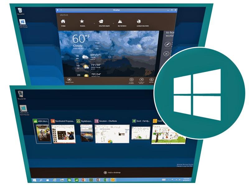 Windows 10 to Succeed Windows 8