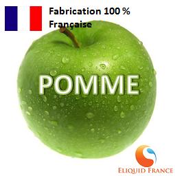 E-Liquide Pomme 100 % Français de ELIQUID FRANCE
