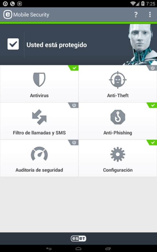 ESET NOD32 Mobile Security & Antivirus Premium v.3.2.4.0 Android