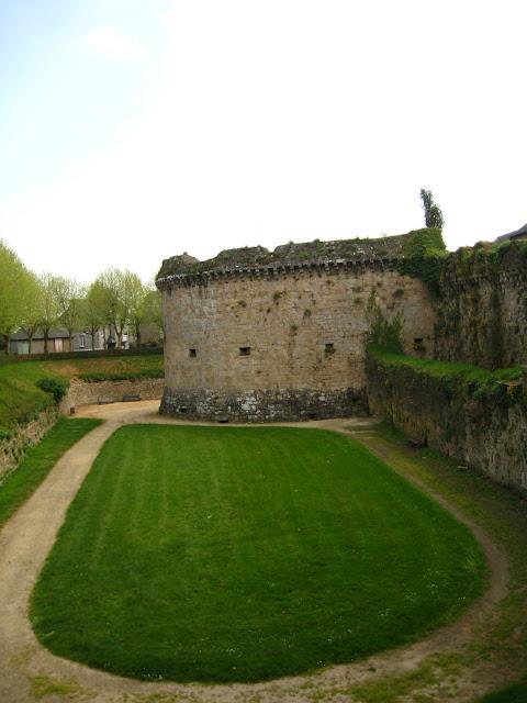 Dinan, France.