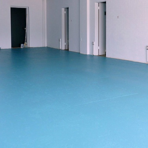 How to Paint a Particle Board Floor