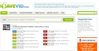 download convert youtube videos