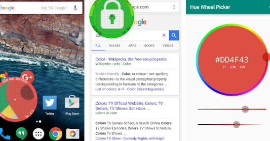 設計師最想要的 Android 即時螢幕取色器:Pixolor