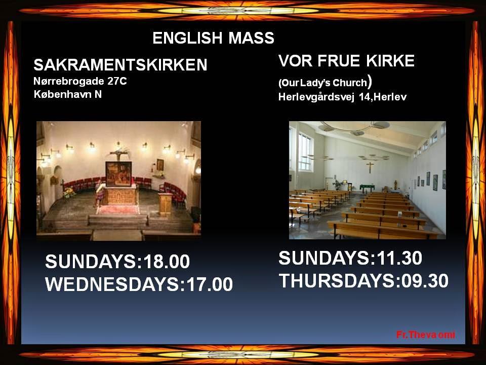 ENGLISH MASS