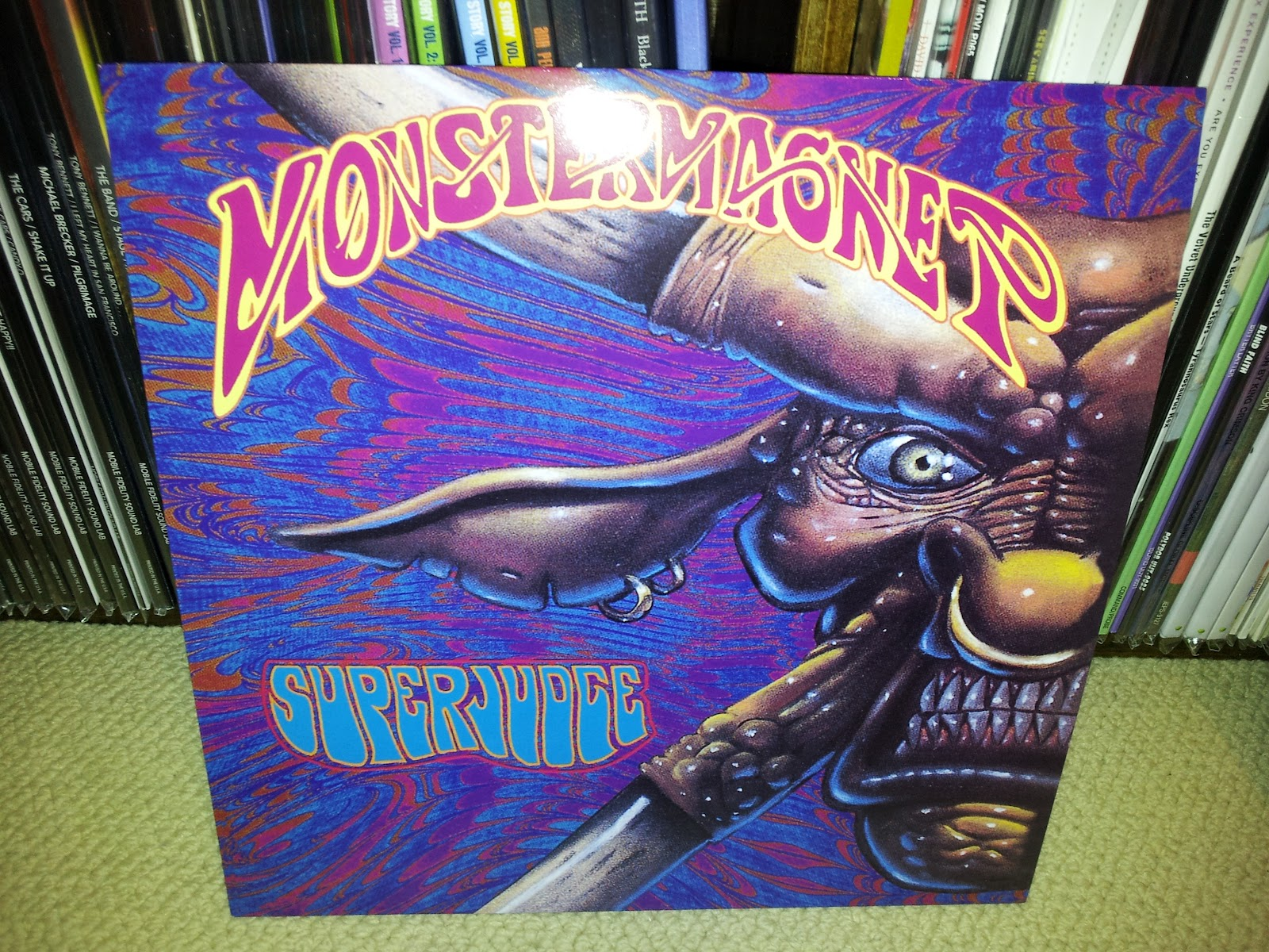 Music On Vinyl Monster Magnet David Bowie Wolfmother
