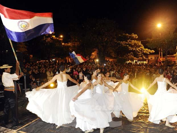Paraguay Bicentenario.