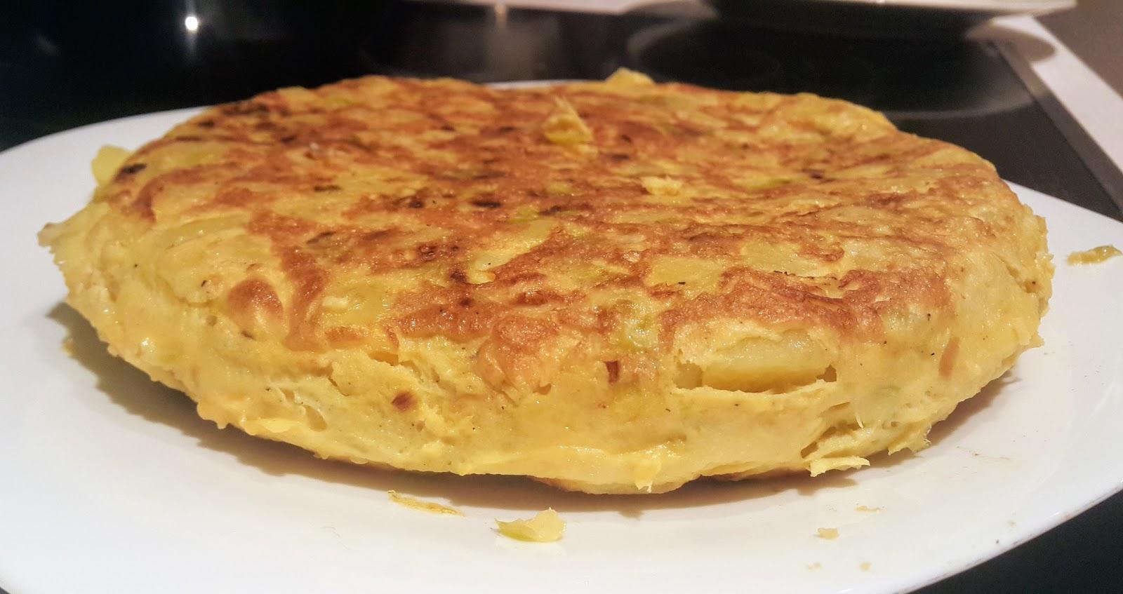 Сырная тортилья рецепт