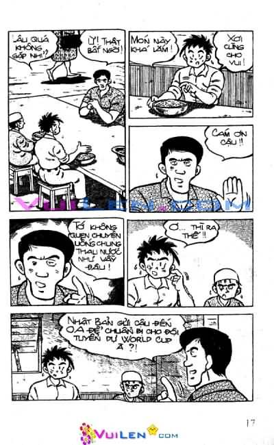 Jindodinho - Đường Dẫn Đến Khung Thành III  Tập 45 page 17 Congtruyen24h