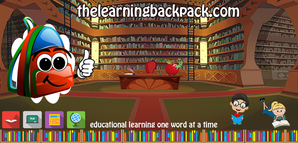 The Learning Backpack Bookshelf