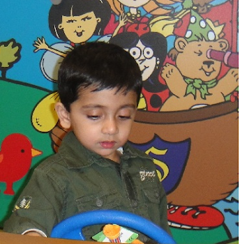 Click and Meet me.  My name is Rohan, I have Autism/Verbal Apraxia