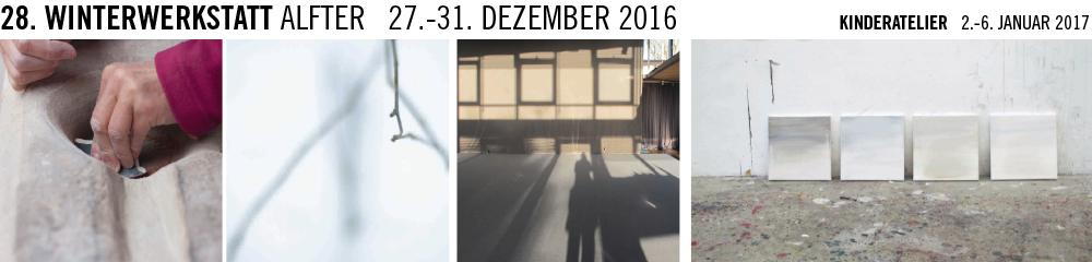 28. Winterwerkstatt Alfter 2016