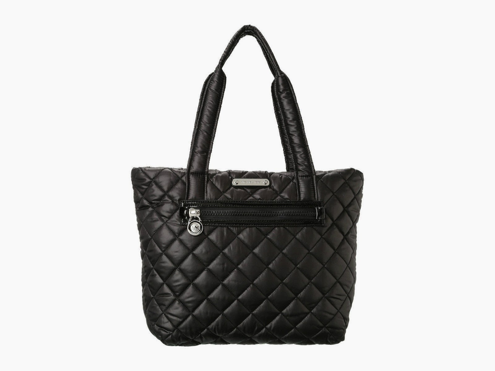 Quilted Nylon Tote 82