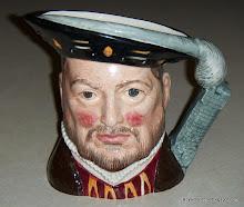 Henry VIII D6642 Character Jug