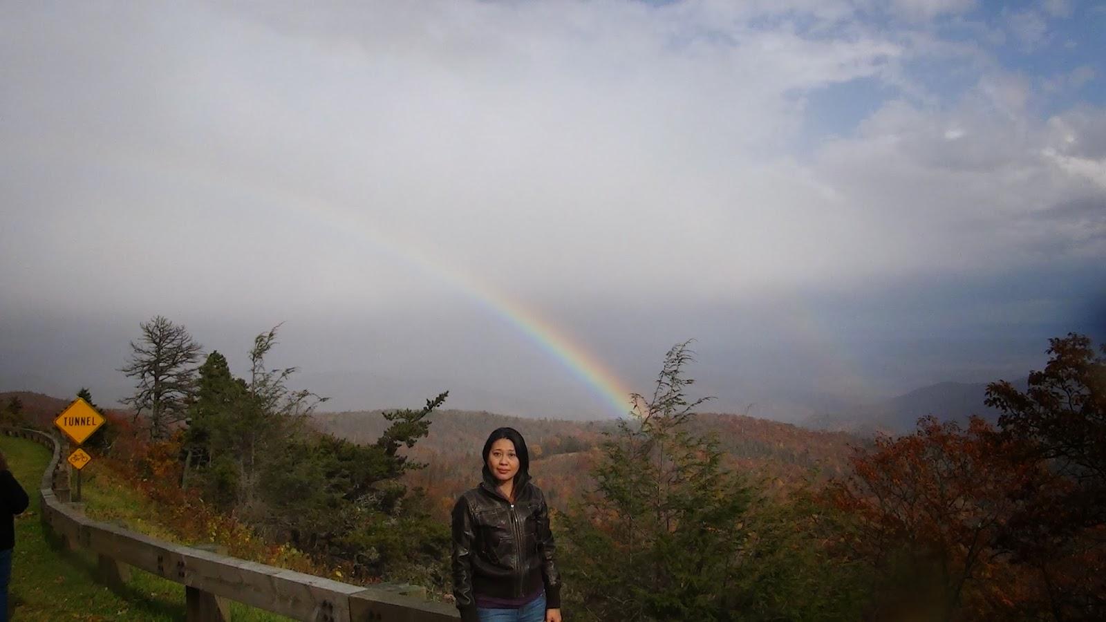 Magical Double Rainbow