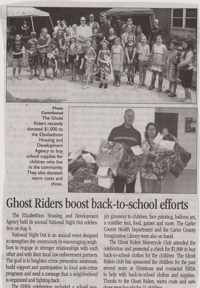 GRMC Washington Back-To-School