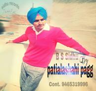 Patiala Shahi Pagg Lyrics - B.S Sidhu