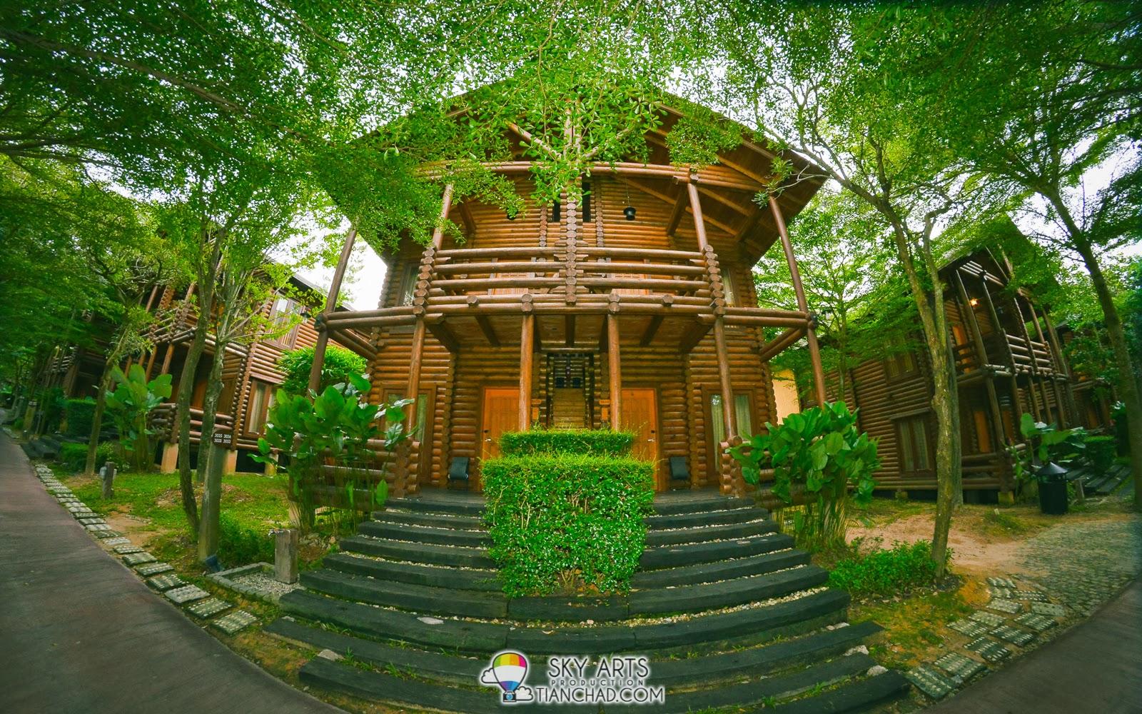 Pavilion Villa @  Philea Resort and Spa Ayer Keroh, Melaka