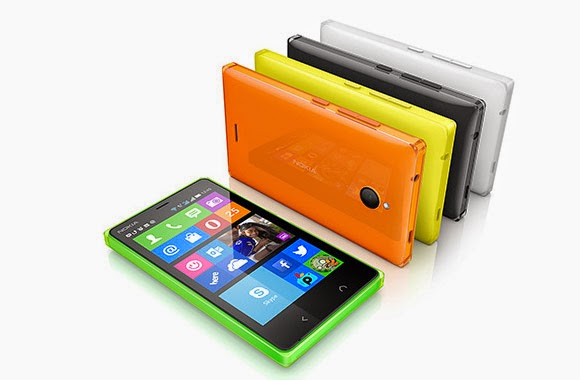 Nokia X2 Android