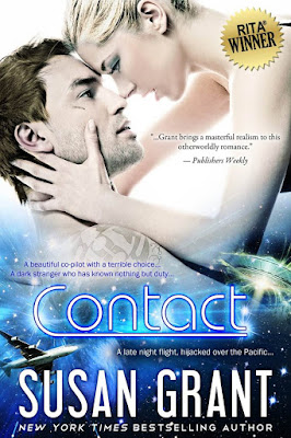 contact, susan grant, book reviews