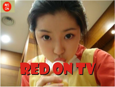 RED ON TV