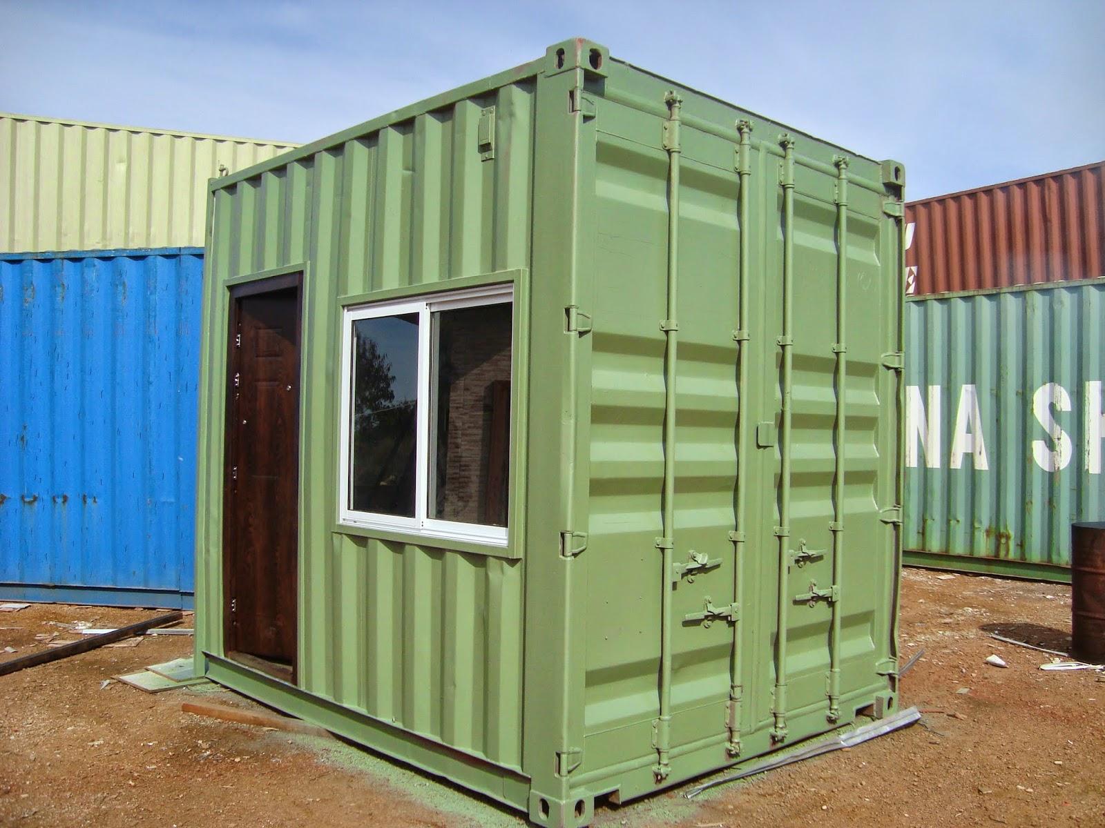 Modificacion de contenedores casa con contenedores - Contenedores para casa ...