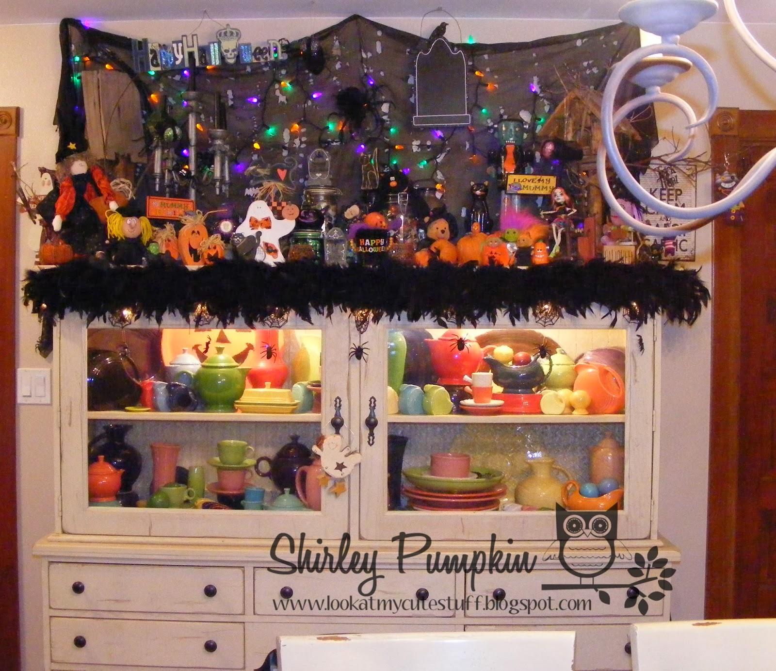 Cute stuff by shirley garage sale find to a fun spooky