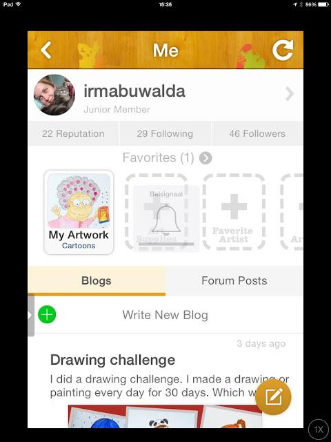 Art Amino App