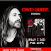 David Guetta presenta su nuevo sencillo WHAT I DID FOR LOVE