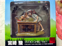 Фигурки из аниме Миядзаки (студия Гибли)