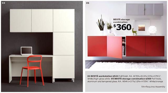 BESTA, IKEA, Yi Wei Lim