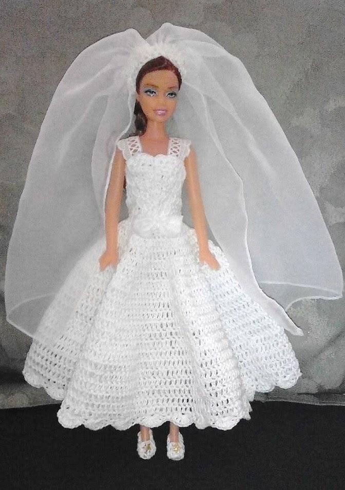 Muñeco Vestido De Novio A Crochet - Boda : Boda