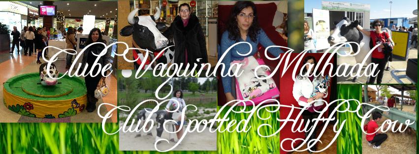 Clube Vaquinha Malhada / Club Spotted Fluffy Cow