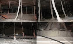 techo de escayola  interior