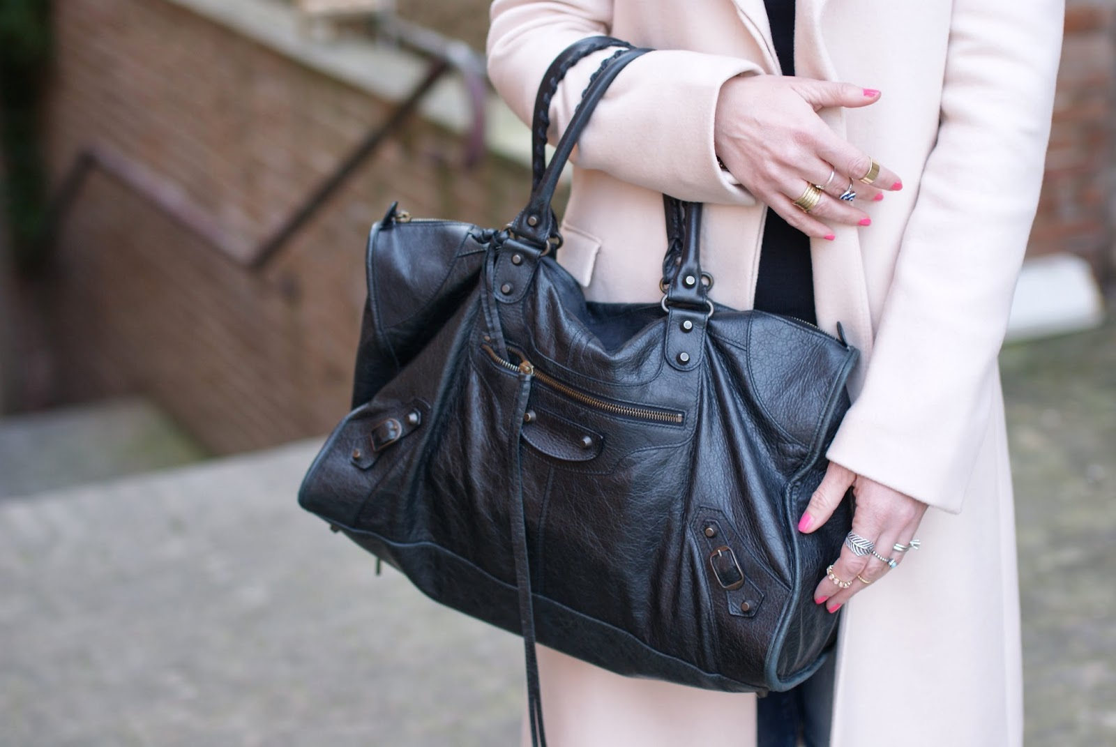 Balenciaga work bag, Fashion and Cookies, fashion blogger