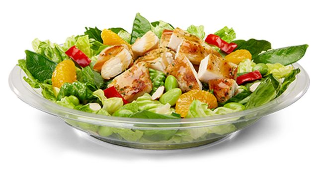 Mcdonald's Updates Salads