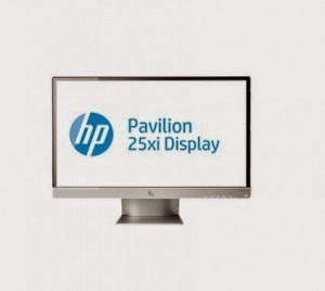 Snapdeal: Buy HP Pavilion 25xi 25-inch Diagonal IPS LED Backlit Monitor (C3Z97A7) at Rs. 15456