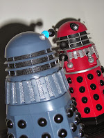 Conversing with the Daleks