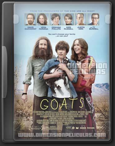 Goats (DVDRip Ingles Subtitulado) (2012)
