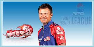 IPL DD Squad Players  Johan Botha IPL Records and  Johan Botha IPL Wallpapers